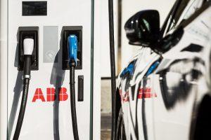 รูปแบบของ ABB EV Charging ที่ได้รับความนิยม