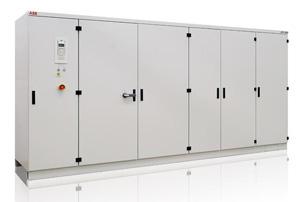 ABB Medium Voltage Drive