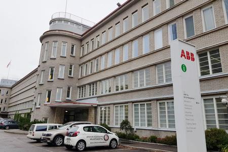 เยี่ยมชมโรงงาน ABB ที่ประเทศ Finland